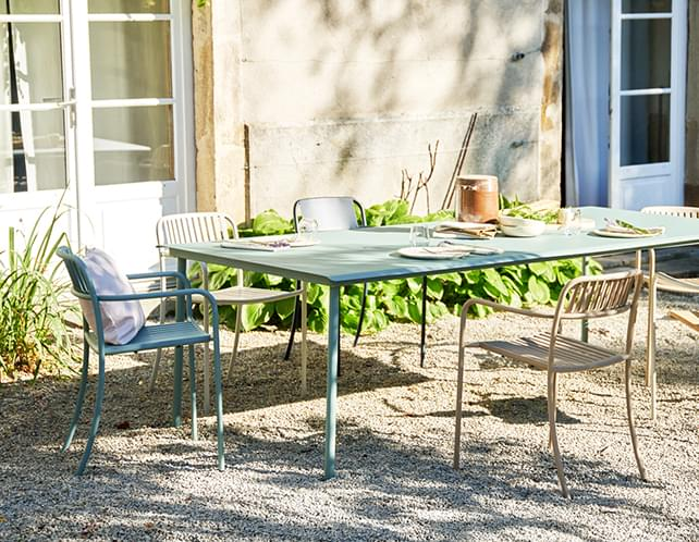 The Patio Collection Outdoor Tolix, Tolix Outdoor Chair