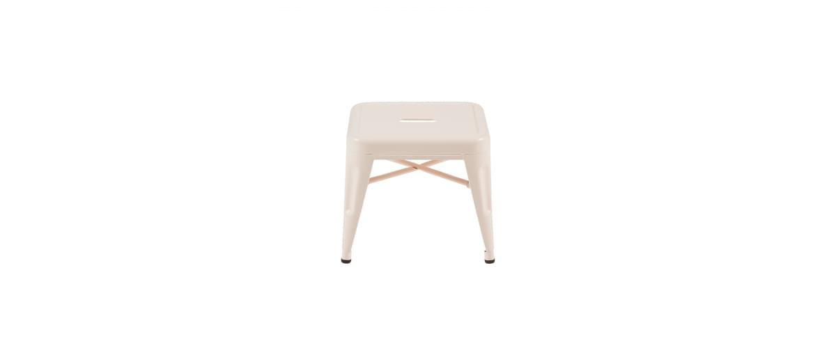 Mini tabouret H TOLIX® empilable, design industriel