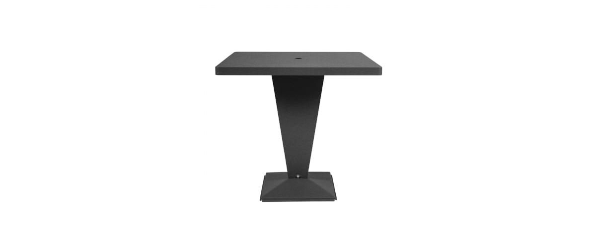 Table Kub style 30-50 | Table intérieure TOLIX® acier inoxydable